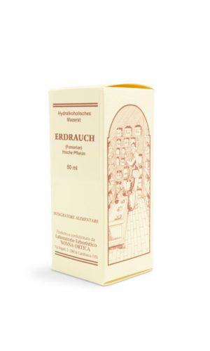 Erdrauch gilt als antioxidativ und wertvoll bei funktionalen Problemen von Magen und Darm.