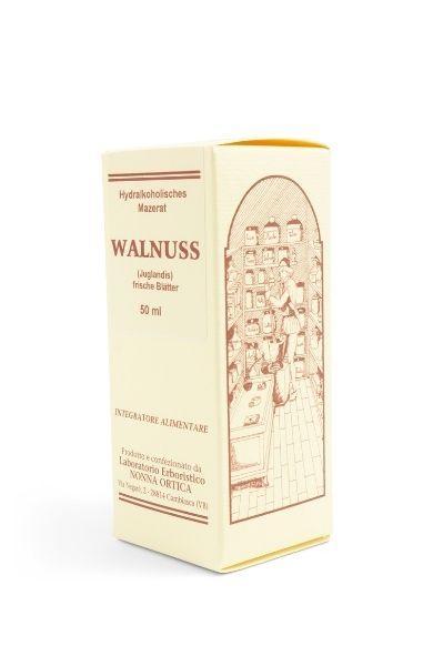 Die Walnussblätter enthalten wertvolle sekundären Pflanzenstoffe wie Gerbstoffe oder Flavonoide