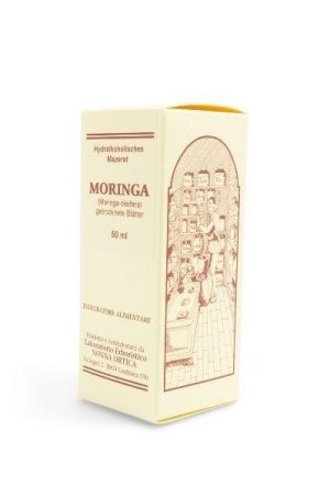 Moringa enthält Vitamine und Spurenelemente