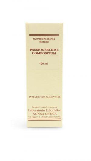 Passionsblume comp. harmonisiert die Verdauung und unterstützt natürlichen Schlaf.